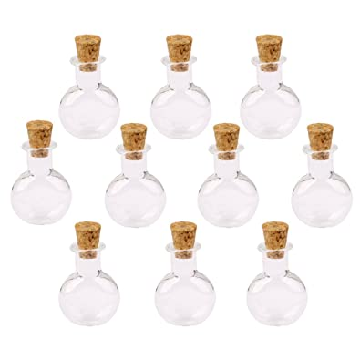 potion original products charm vial glass bottle necklace love valentine pendant