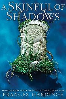 A Skinful of Shadows by Frances Hardinge YA fantasy book reviews
