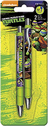 Trends International Teenage Mutant Ninja Turtles Gel Pen 2PK