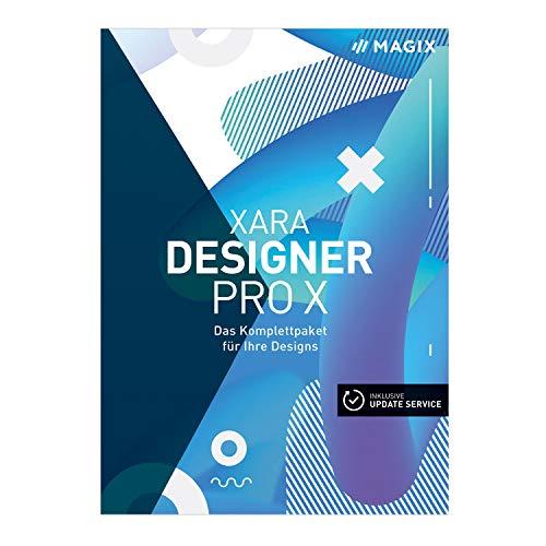 - Xara Designer Pro X- Version 16 - graphic design, web design, image editing, illustration & DTP   [PC Download]
