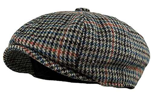 Houndstooth Wool Blend - 8