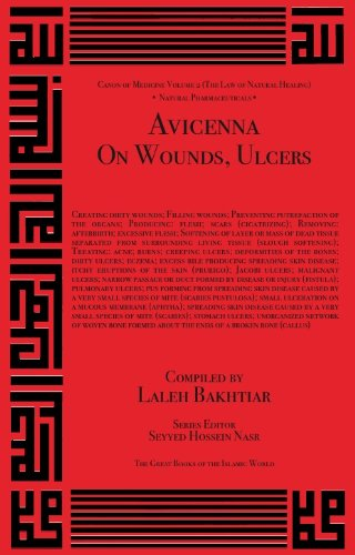 Avicenna On Treating Wounds and Ulcers (Canon of Medicine)