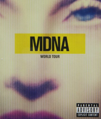DVD : Madonna - Mdna World Tour