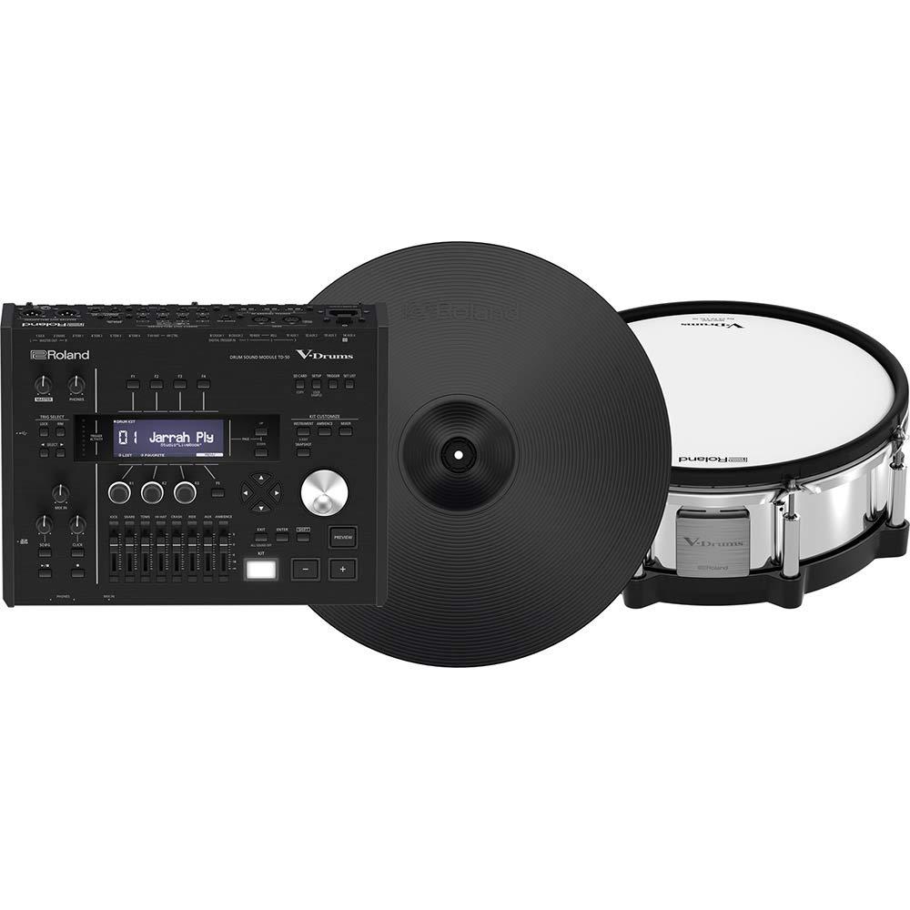 【メール便不可】 Roland TD-50DP ローランド ローランド 電子ドラム TD-50 電子ドラム Digital Digital Pad Package B01LYOIJSI, 設楽町:115cdc76 --- laikinikeliai.lt