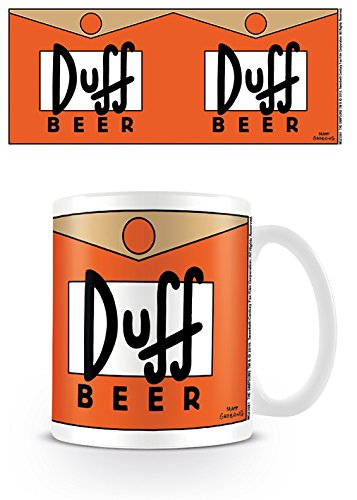 Simpsons Taza Duff Beerhttps://amzn.to/2V4mSz9