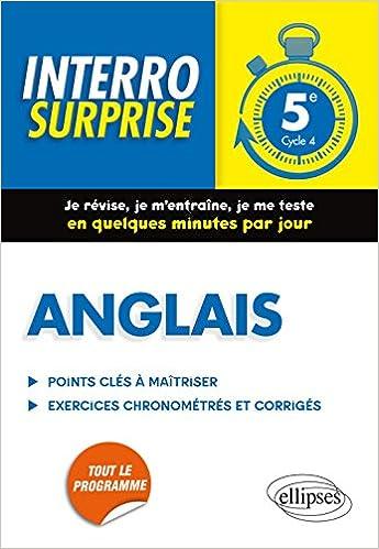 En ligne téléchargement gratuit Anglais 5e Cycle 4 pdf epub