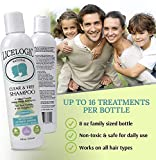 LiceLogic Clear & Free Lice Treatment Shampoo Made