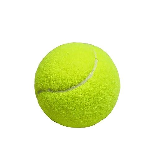 NAYUKY Navyuky - Pelotas de Tenis de Goma para Entrenar, práctica ...