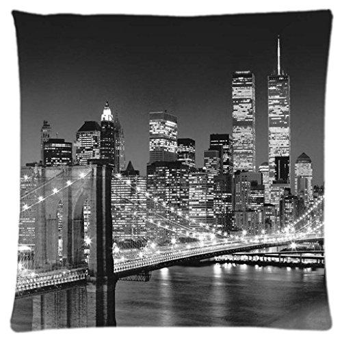 throw pillow new york - 2