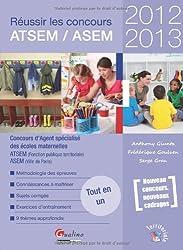 Réussir les concours ATSEM / ASEM 2012-2013