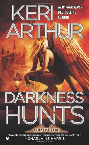 book cover of Darkness Hunts