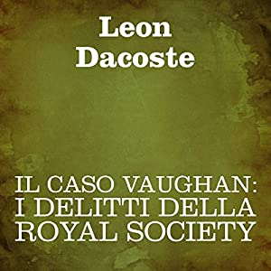 Il caso Vaughan [The Vaughan Case] Audiobook