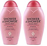Shower to Shower Absorbent Body Powder, Original