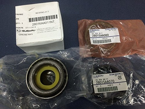 SUBARU Genuine Front Wheel Bearing Kit WRX Legacy Forester Outback Impreza OEM !
