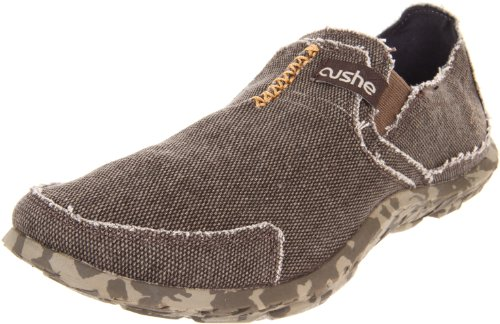 Cushe Chushe Mens Slipper Brown Slipper *