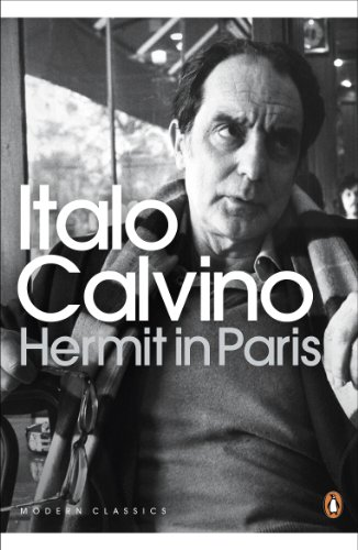 Book cover for Hermit in Paris