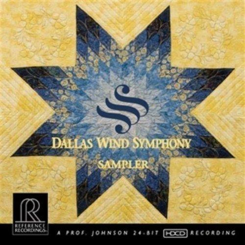 Dallas Wind Symphony Sampler by Dallas Wind Symphony........ (2009) Audio CD