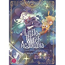 Little Witch Academia T02 (French Edition)