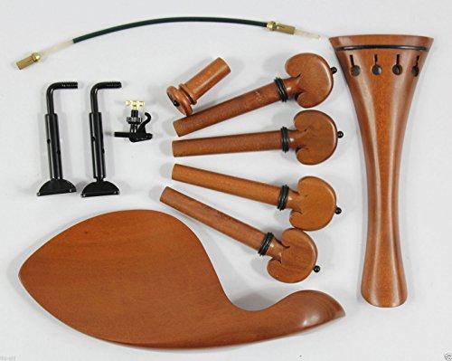 FidgetGear Elaborate Violin Parts 4/4 Boxwood Pegs