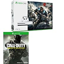 Xbox One S 1TB Console - Gears of War 4 Bundle + Call of Duty: Infinite Warfare
