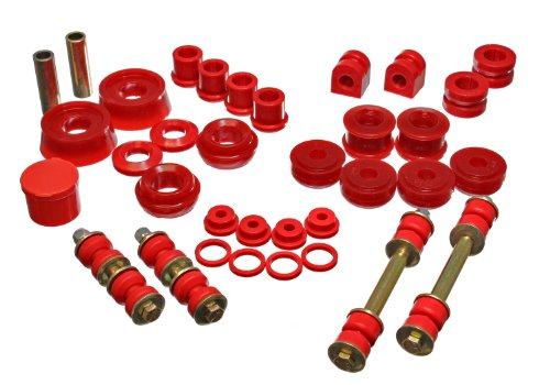 Energy Suspension 5.18114R DODGE NEON SRT-4 MASTER SET