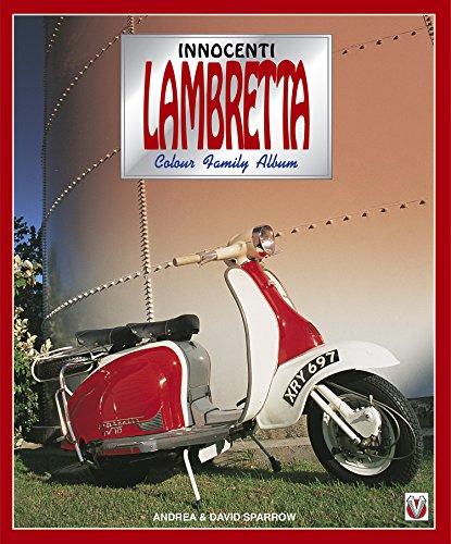 Lambretta Colour Family Album por David Sparrow