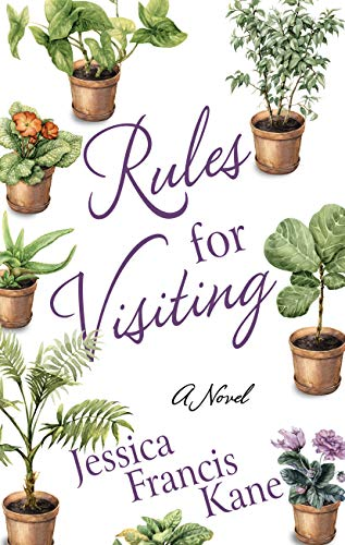 Rules for Visiting (Thorndike Press Large Print Womens Fiction) Jessica Francis Kane
