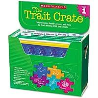 SHS0545074711 - Scholastic Trait Crate