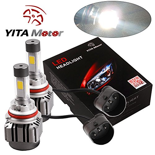 YITAMOTOR Headlight 8000lm Replace Halogen product image