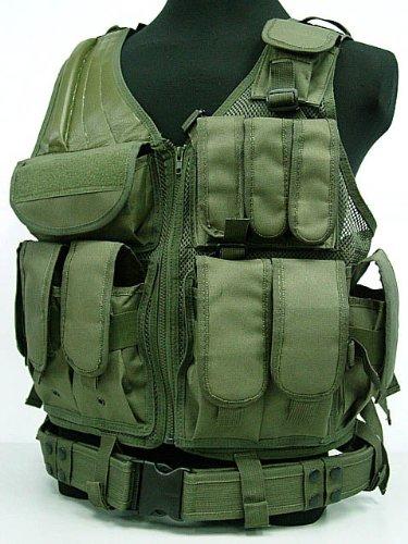 Airsoft gun vest by Well