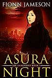 Asura Night (The Immortals Book 1)