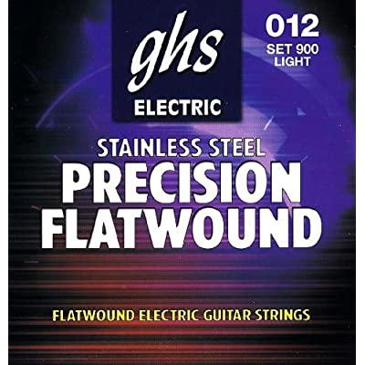 ghs-strings-900-precision-flats-stainless
