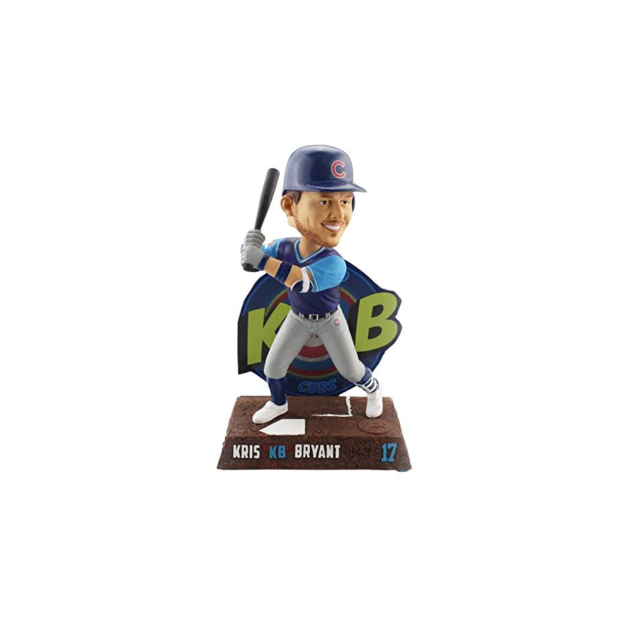 Kris Bryant Chicago Cubs Players Weekend Special Edition KB Bobblehead MLB