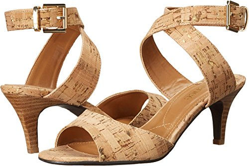Strap Mid Heel Sandal - 2
