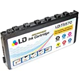 LD © Remanufactured Epson PictureMate Photo T5570 Inkjet Cartridge., Office Central