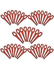 Chuancheng 100 Stks Plastic Blade Cutter Voor Ferrex/Aldi FAR 20-1 97699 2002706 FE220 Gras Trimmers