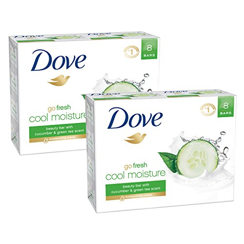 Dove fresh Beauty Cucumber Green product image