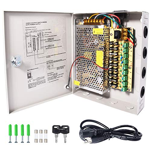 8 ch power supply - 5