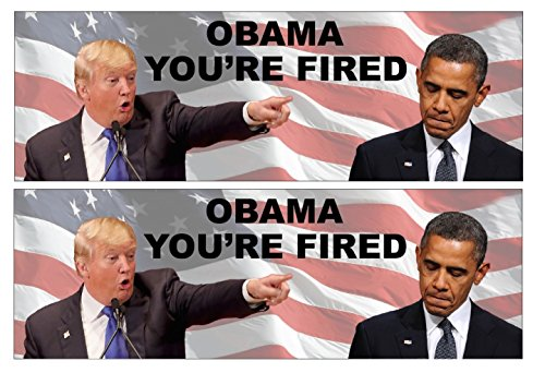 2-pack-donald-trump-president-2016-bumper-sticker-decal-obama-youre-fired