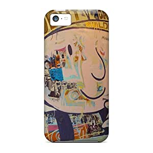 Series Skin Case Cover For Iphone 5c(bobby Da Builder)