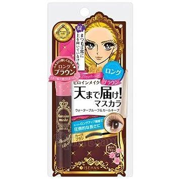 Amazon.com : Isehan Japan Kiss Me Heroine Make Long & Curl Mascara ...