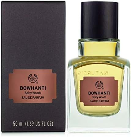 The Body Shop Elixirs Of Nature Bowhanti Spicy Woods Eau de Parfum, 1.69 Fl. Oz.