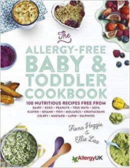 the allergy free baby toddler cookbook 100 delicious recipes free from dairy eggs peanuts tree nuts soya gluten sesame and shellfish amazoncouk - Free Toddler Books