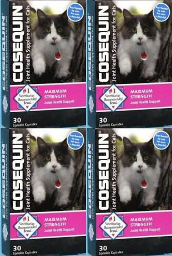 ValuePetSupplies Nutramax Cosequin Cats 220ct (4 x 55ct)