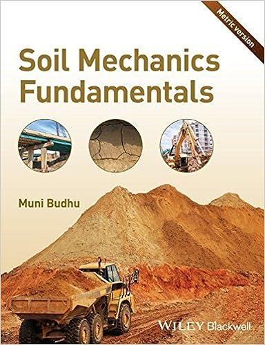 Soil mechanics fundamentals muni budhu 9781119019657 amazon soil mechanics fundamentals 1st edition fandeluxe Gallery