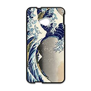 Great Wave HTC One M7 Cell Phone Case Black xbhw