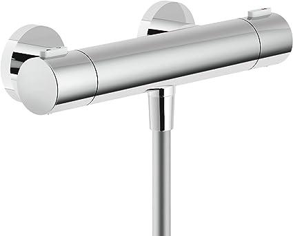 Nobili rubinetterie lk00030cr colonna doccia termostatica cromo