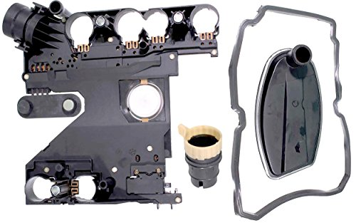 - APDTY 028780 Transmission Conductor Plate Complete Kit Includes Valve Body Plate, VSS Vehicle Speed Sensor, Adapter Plug, Filter, Gasket (Replaces Mopar 68049181AA; Mercedes 1402701161, 2035400253)