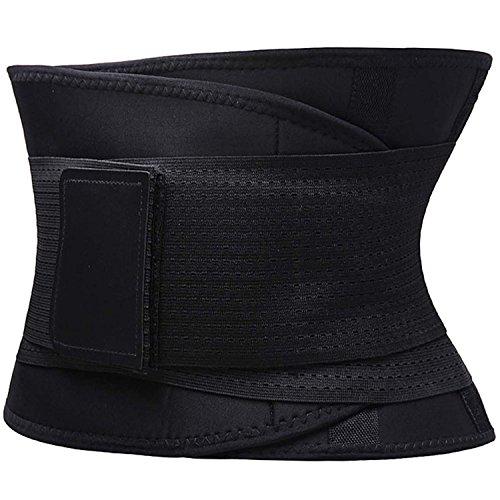 0abeaf2aa1e Buy VENUZOR Waist Trainer Belt Women - Waist Cincher Trimmer - Slimming  Body Shaper Belt - Sport Girdle Belt (UP Graded) Online at Low Prices in  India ...