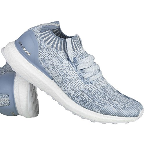 Adidas - Ultraboost Uncaged W - BA7840 - Color: Azul-Blanco - Size: 40.6